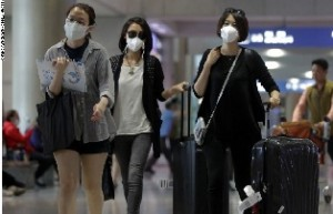 MERS Symptoms and prevention